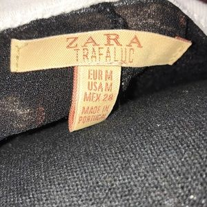 Zara Tops - ZARA, Cropped top